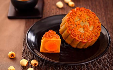 广式糕饼拍摄